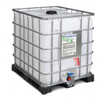 Flächendesinfektion im 1000L Container
