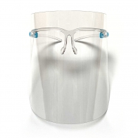 Visier-Schutzbrille nur 28 Gramm